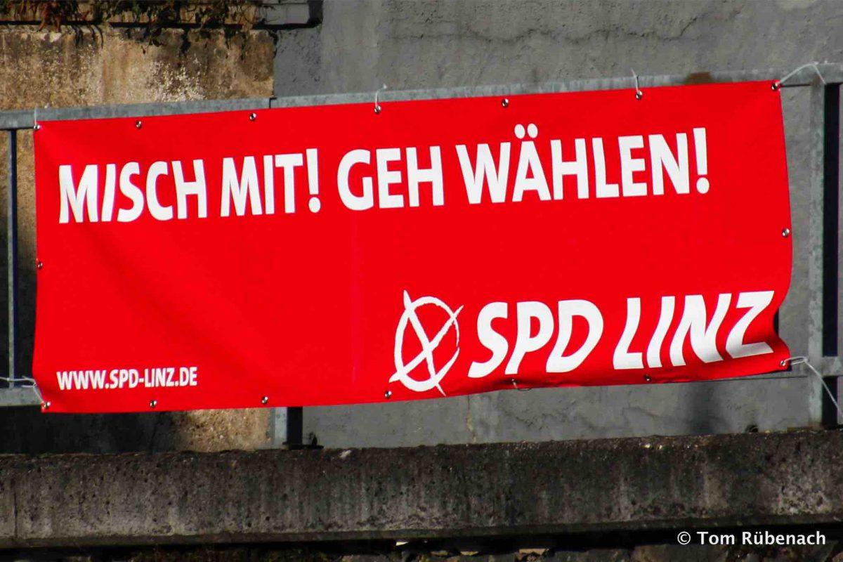Demokratische Parteien rufen zur Wahl gegen die AfD auf © Tom Rübenach