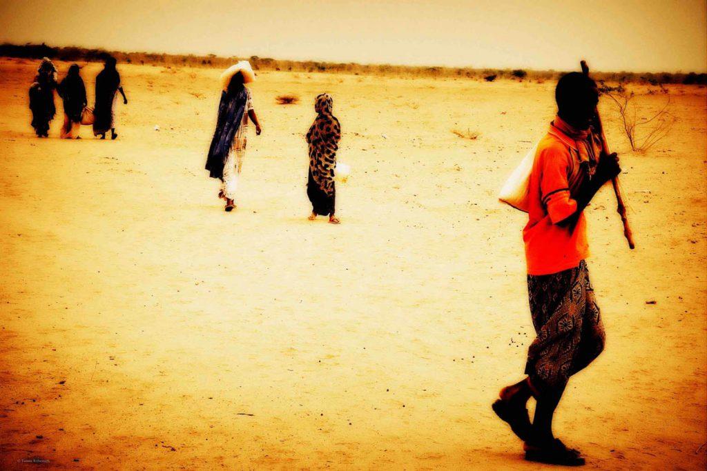 Armut, Flucht, Afrika © Tom Rübenach