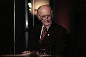 Gegen TTIP: Heribert Scharrenbroich © Tomas Rübenach