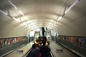 The London Underground (c) Tom Rübenach